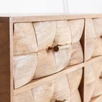 Beluse 120cm Solid Wood Ready Assembled Drawers